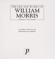 Cover of: Life and Works of William Morris, the (Life & Works)