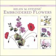Cover of: Embroidered Flowers