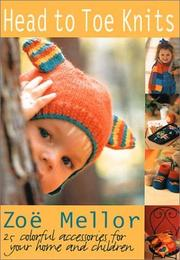 Cover of: Head to Toe Knits | Zoe Miller