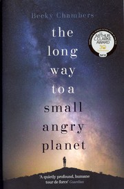 Cover of: The long way to a small, angry planet |
