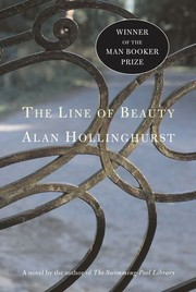 Cover of: The Line of Beauty