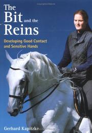 Cover of: The Bit and the Reins