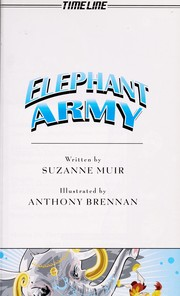 Cover of: Elephant Army