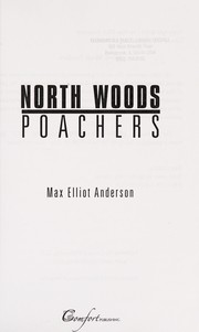 Cover of: North Woods poachers