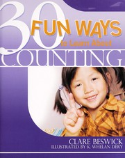 Cover of: 30 fun ways to learn about counting | Clare Beswick
