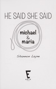 Cover of: Michael & Maria | Shannon Layne