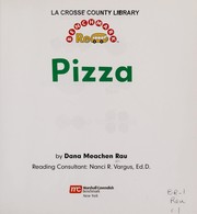 Cover of: Pizza