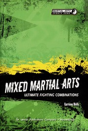 Cover of: Mixed martial arts | Garrison Wells