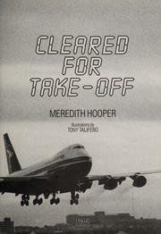 Cover of: Cleared for Take-off