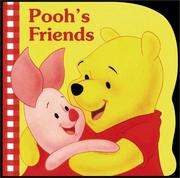 Cover of: Pooh's friends