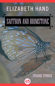 Cover of: Saffron and Brimstone: Strange Stories