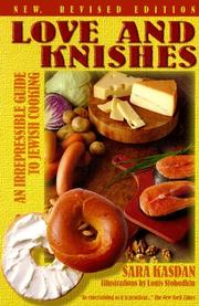 Love and knishes by Sara Kasdan