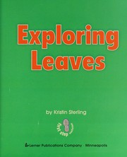 Cover of: Exploring leaves | Kristin Sterling