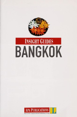 Bangkok by Howard Richardson