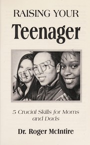 Cover of: RAISING YOUR Teenager
