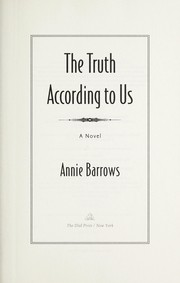 Cover of: The truth according to us