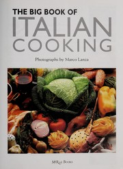 Cover of: the big book of italian cooking |
