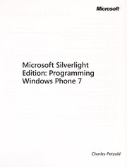 Cover of: Microsoft silverlight edition