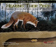 Cover of: Hearing their prey
