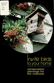 Cover of: Invite birds to your home |