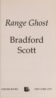 Cover of: Range ghost