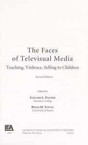 Cover of: The faces of televisual media |