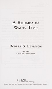 Cover of: A rhumba in waltz time