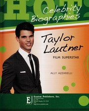 Cover of: Taylor Lautner | Ally Azzarelli