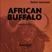 Cover of: African buffalo | Maddie Gibbs