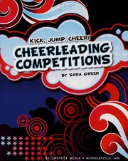 Cover of: Cheerleading competitions | Sara Green