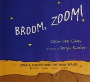 Cover of: Broom, zoom!