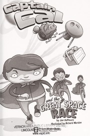 Cover of: Captain Cal and the Great Space Race | Jan Dallimore