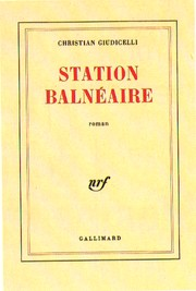 Cover of: Station balnéaire