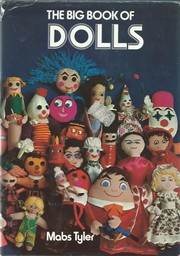 Cover of: The big book of dolls |