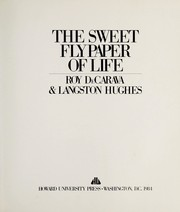 Cover of: The sweet flypaper of life | Roy DeCarava