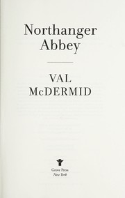 Cover of: Northanger Abbey | Val McDermid
