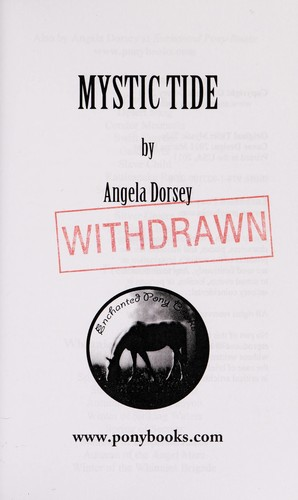 Mystic tide by Angela Dorsey
