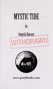 Cover of: Mystic tide | Angela Dorsey