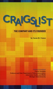 Cover of: Craigslist | Susan M. Freese