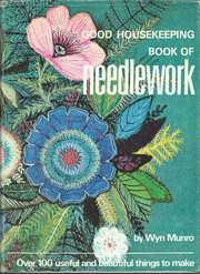 Cover of: Good Housekeeping book of needlework