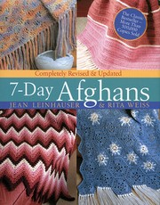 Cover of: 7-day afghans