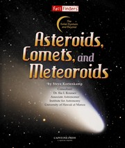 Cover of: Asteroids, comets, and meteoroids | Steve Kortenkamp