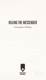 Cover of: Killing the messenger