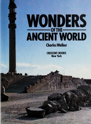 Cover of: Wonders of the ancient world
