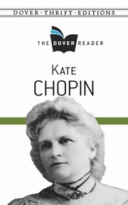 Cover of: Kate Chopin: The Dover Reader