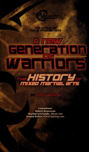 Cover of: A new generation of warriors | Jim Whiting