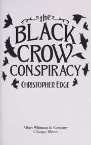 Cover of: The Black Crow conspiracy