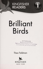 Cover of: Brilliant Birds