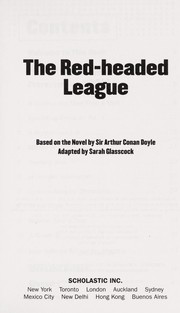 Cover of: The Red-Headed League