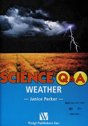 Cover of: All about weather: science Q & A